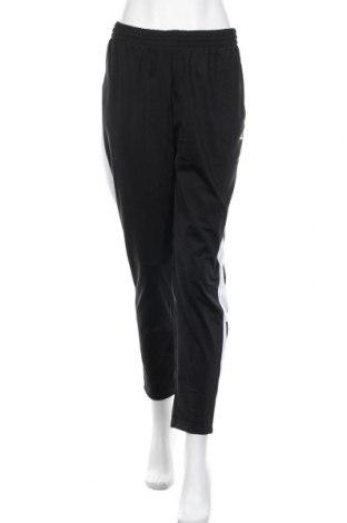 Γυναικείο αθλητικό παντελόνι Adidas, Μέγεθος XL, Χρώμα Μαύρο, Πολυεστέρας, Τιμή 35,57€