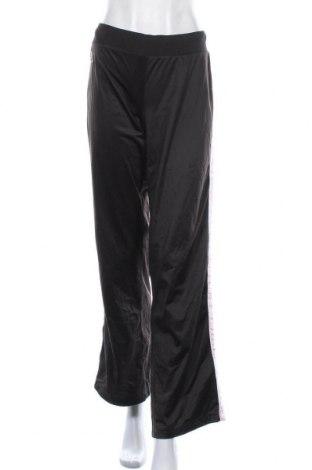 Γυναικείο αθλητικό παντελόνι Kappa, Μέγεθος L, Χρώμα Μαύρο, Πολυεστέρας, Τιμή 11,69€