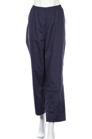 Γυναικείο αθλητικό παντελόνι Maria Bellesi, Μέγεθος XXL, Χρώμα Μπλέ, 65% πολυεστέρας, 35% βαμβάκι, Τιμή 11,82€