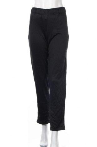 Дамско спортно долнище Nike, Размер L, Цвят Черен, Полиестер, Цена 26,46лв.