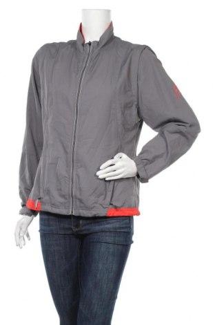 Дамско спортно яке Crane, Размер M, Цвят Сив, Полиестер, Цена 9,98лв.