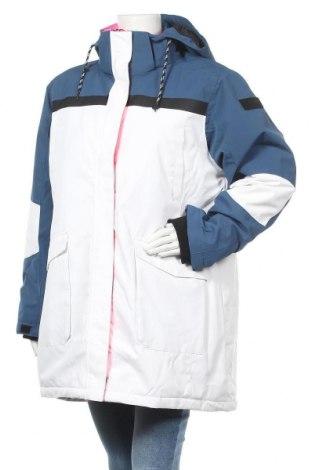 Γυναικείο μπουφάν αθλητικό Icepeak, Μέγεθος XXL, Χρώμα Πολύχρωμο, Πολυεστέρας, Τιμή 50,69€