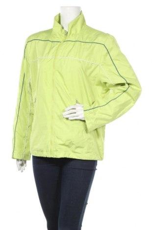 Дамско спортно яке Life Time, Размер XL, Цвят Зелен, Цена 35,91лв.