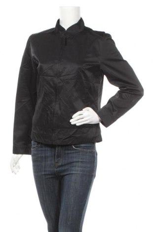 Дамско яке, Размер M, Цвят Черен, 53% памук, 47% полиамид, Цена 9,71лв.