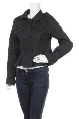 Дамско яке, Размер M, Цвят Син, 98% памук, 2% еластан, Цена 9,71лв.