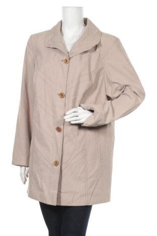 Дамско яке, Размер XL, Цвят Бежов, Полиестер, Цена 30,92лв.