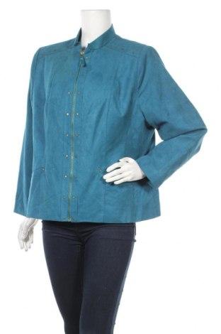 Дамско яке Allison Daley, Размер XL, Цвят Син, Полиестер, Цена 10,76лв.