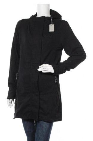 Дамско яке Bench, Размер S, Цвят Черен, 60% памук, 40% полиестер, Цена 42,57лв.