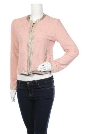Дамско яке Buch, Размер S, Цвят Розов, 65% полиестер, 35% памук, Цена 9,45лв.