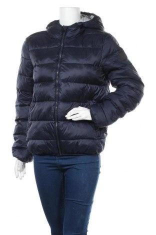 Γυναικείο μπουφάν Champion, Μέγεθος M, Χρώμα Μπλέ, Πολυαμίδη, φτερά και πούπουλα, Τιμή 58,76€