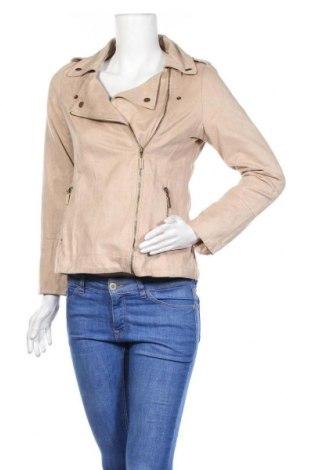 Γυναικείο μπουφάν Denim Co, Μέγεθος M, Χρώμα  Μπέζ, 68% βαμβάκι, 32% πολυεστέρας, Τιμή 8,83€
