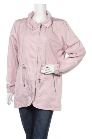 Дамско яке Design By Kappahl, Размер L, Цвят Розов, Полиестер, Цена 35,91лв.