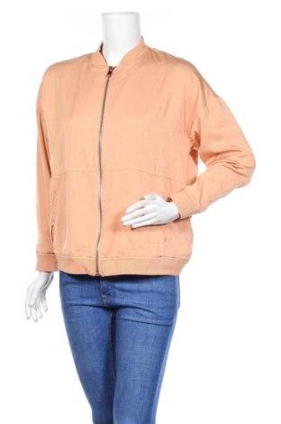 Дамско яке Flat Top, Размер XS, Цвят Оранжев, 78% вискоза, 22% полиестер, Цена 9,19лв.