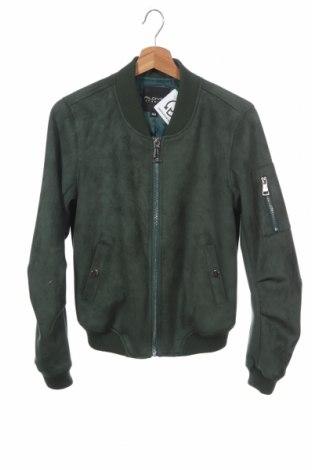 Γυναικείο μπουφάν Floyd By Smith, Μέγεθος XS, Χρώμα Πράσινο, 90% πολυεστέρας, 10% ελαστάνη, Τιμή 18,51€