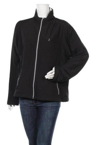 Γυναικείο μπουφάν Joy, Μέγεθος XL, Χρώμα Μαύρο, 94% πολυεστέρας, 6% ελαστάνη, Τιμή 8,64€