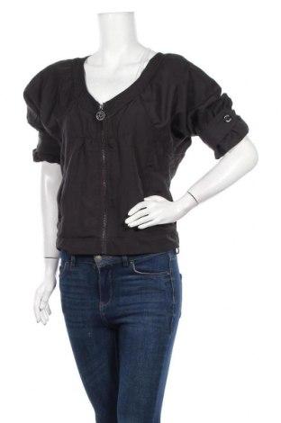 Дамско яке Lorna Jane, Размер S, Цвят Черен, Полиестер, Цена 8,40лв.