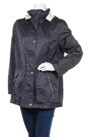 Γυναικείο μπουφάν Malva, Μέγεθος L, Χρώμα Μπλέ, Πολυεστέρας, Τιμή 9,14€