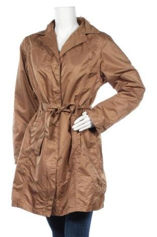 Дамско палто Port Louis, Размер M, Цвят Кафяв, Полиестер, Цена 13,78лв.