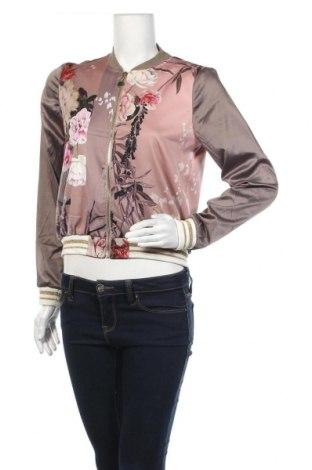 Γυναικείο μπουφάν Rinascimento, Μέγεθος S, Χρώμα Πολύχρωμο, 97% πολυεστέρας, 3% ελαστάνη, Τιμή 18,19€