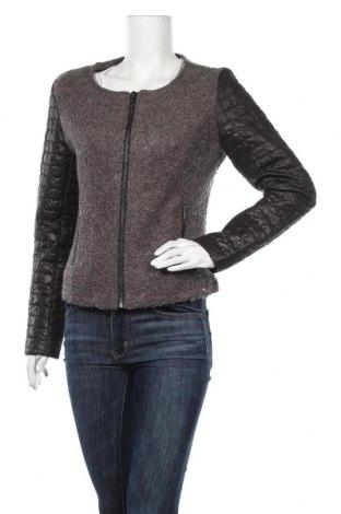 Γυναικείο μπουφάν Soya Concept, Μέγεθος M, Χρώμα Γκρί, Τιμή 20,43€