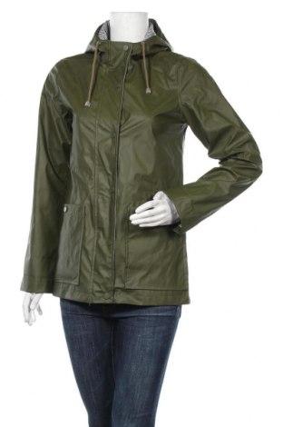 Γυναικείο μπουφάν Topshop, Μέγεθος S, Χρώμα Πράσινο, Πολυουρεθάνης, Τιμή 24,68€