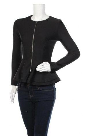 Γυναικείο μπουφάν Topshop, Μέγεθος S, Χρώμα Μαύρο, 93% πολυεστέρας, 7% ελαστάνη, Τιμή 25,33€
