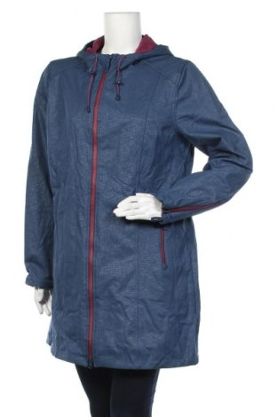 Γυναικείο μπουφάν Up 2 Fashion, Μέγεθος L, Χρώμα Μπλέ, 85% πολυεστέρας, 15% ελαστάνη, Τιμή 24,55€