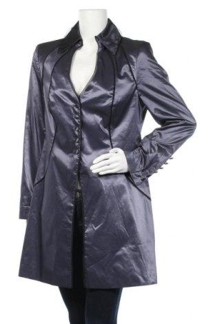Γυναικείο μπουφάν Vera Mont, Μέγεθος L, Χρώμα Μπλέ, Πολυεστέρας, Τιμή 33,32€