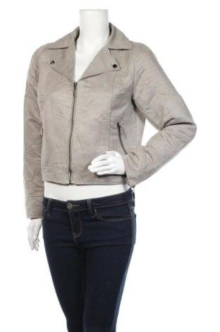 Γυναικείο μπουφάν Znk, Μέγεθος M, Χρώμα Γκρί, Πολυεστέρας, Τιμή 8,18€