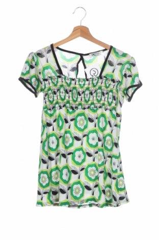 Детска блуза Express, Размер 14-15y/ 168-170 см, Цвят Многоцветен, 92% полиестер, 8% еластан, Цена 3,00лв.