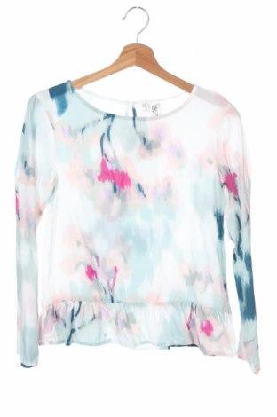 Детска блуза H&M L.O.G.G., Размер 12-13y/ 158-164 см, Цвят Многоцветен, Модал, Цена 6,62лв.