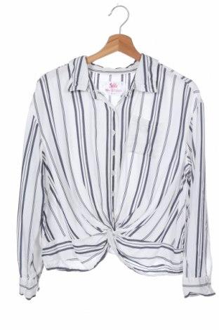 Παιδική μπλούζα Justice, Μέγεθος 15-18y/ 170-176 εκ., Χρώμα Λευκό, Τιμή 4,94€