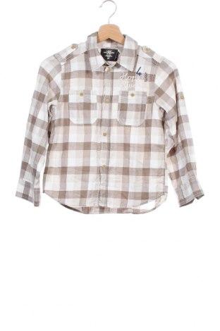 Детска риза H&M L.O.G.G., Размер 7-8y/ 128-134 см, Цвят Сив, Памук, Цена 3,68лв.