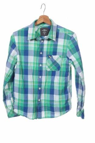 Детска риза H&M L.O.G.G., Размер 13-14y/ 164-168 см, Цвят Многоцветен, Памук, Цена 13,23лв.