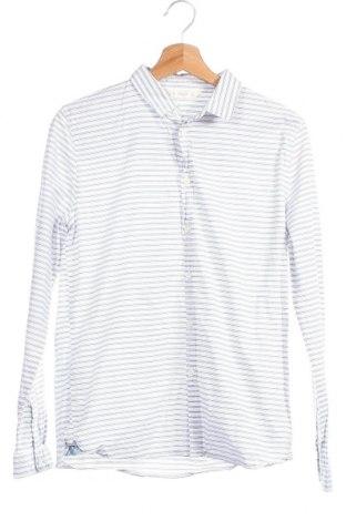 Παιδικό πουκάμισο Mango, Μέγεθος 12-13y/ 158-164 εκ., Χρώμα Λευκό, Βαμβάκι, Τιμή 5,84€