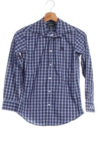 Παιδικό πουκάμισο Ralph Lauren, Μέγεθος 11-12y/ 152-158 εκ., Χρώμα Μπλέ, 60% βαμβάκι, 40% πολυεστέρας, Τιμή 14,19€