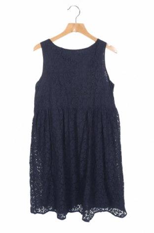 Παιδικό φόρεμα Esprit, Μέγεθος 11-12y/ 152-158 εκ., Χρώμα Μπλέ, 71% βαμβάκι, 29% πολυαμίδη, Τιμή 8,12€