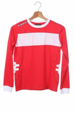 Παιδική μπλούζα αθλητική Kappa, Μέγεθος 10-11y/ 146-152 εκ., Χρώμα Κόκκινο, Πολυεστέρας, Τιμή 9,74€