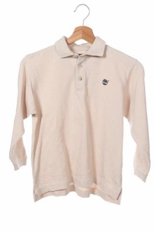 Παιδική μπλούζα αθλητική Timberland, Μέγεθος 6-7y/ 122-128 εκ., Χρώμα  Μπέζ, Βαμβάκι, Τιμή 15,77€