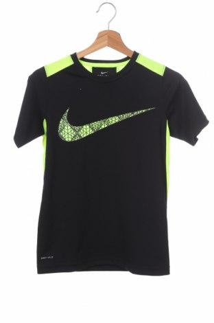 Παιδικό μπλουζάκι Nike, Μέγεθος 8-9y/ 134-140 εκ., Χρώμα Μαύρο, Πολυεστέρας, Τιμή 14,81€
