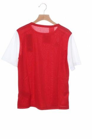 Παιδικό μπλουζάκι Adidas, Μέγεθος 11-12y/ 152-158 εκ., Χρώμα Κόκκινο, Πολυεστέρας, Τιμή 8,66€