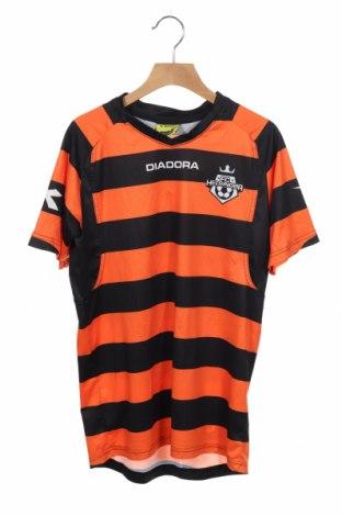 Παιδικό μπλουζάκι Diadora, Μέγεθος 15-18y/ 170-176 εκ., Χρώμα Πορτοκαλί, Πολυεστέρας, Τιμή 9,35€