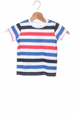 Παιδικό μπλουζάκι H&M, Μέγεθος 9-12m/ 74-80 εκ., Χρώμα Πολύχρωμο, Βαμβάκι, Τιμή 10,41€