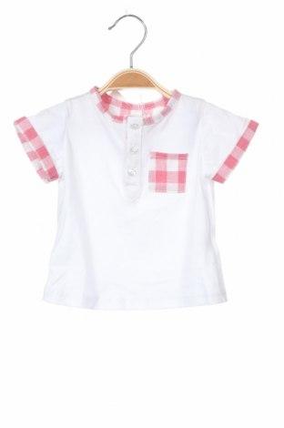 Παιδικό μπλουζάκι Lola Palacios, Μέγεθος 12-18m/ 80-86 εκ., Χρώμα Λευκό, Βαμβάκι, Τιμή 10,17€