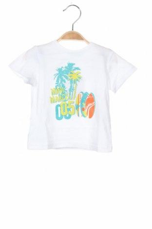 Παιδικό μπλουζάκι Mini Marcel, Μέγεθος 9-12m/ 74-80 εκ., Χρώμα Λευκό, Βαμβάκι, Τιμή 5,98€