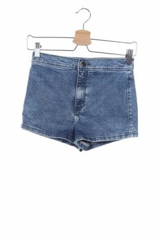 Παιδικό κοντό παντελόνι Abercrombie Kids, Μέγεθος 14-15y/ 168-170 εκ., Χρώμα Μπλέ, Τιμή 7,27€
