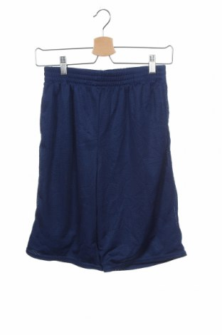 Παιδικό κοντό παντελόνι Athletic Works, Μέγεθος 14-15y/ 168-170 εκ., Χρώμα Μπλέ, Πολυεστέρας, Τιμή 6,79€