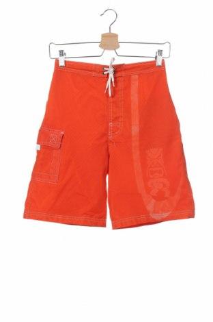 Παιδικό κοντό παντελόνι Extreme, Μέγεθος 10-11y/ 146-152 εκ., Χρώμα Πορτοκαλί, Πολυεστέρας, Τιμή 4,77€