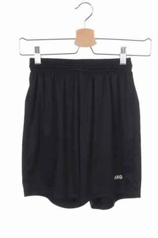 Παιδικό κοντό παντελόνι Jako, Μέγεθος 11-12y/ 152-158 εκ., Χρώμα Μαύρο, Πολυεστέρας, Τιμή 7,86€