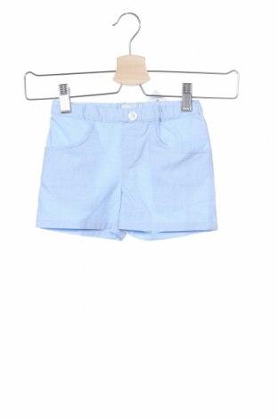 Детски къс панталон Lola Palacios, Размер 18-24m/ 86-98 см, Цвят Син, 80% памук, 20% полиестер, Цена 14,62лв.